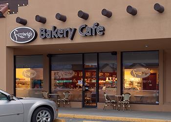 Fezziwig's Cafe-Bakery Kelowna