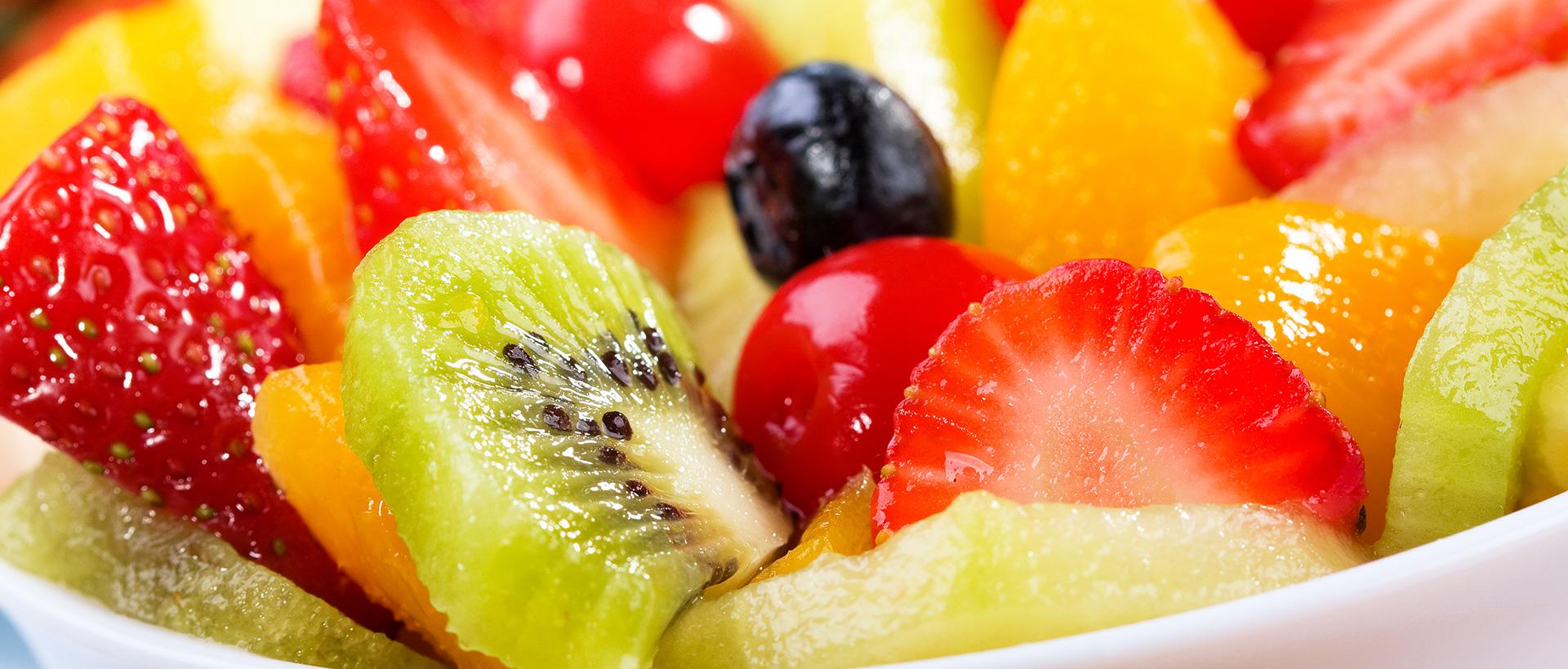 Fezziwig's Cafe-Bakery Kelowna Fresh Fruit