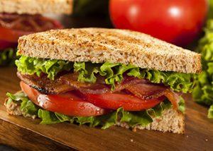 Fezziwig's Cafe-Bakery Kelowna Sandwich